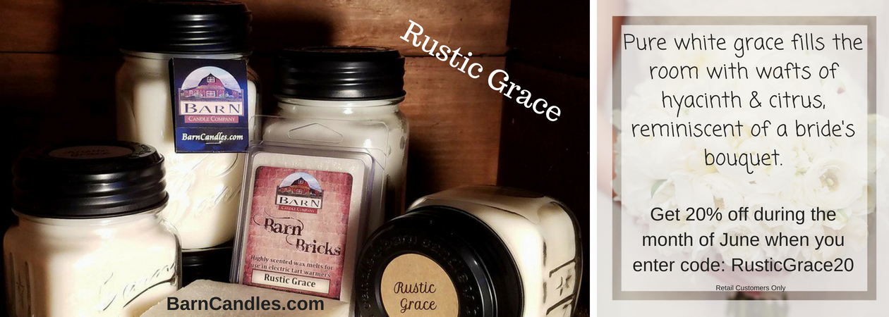 Rustic Grace 20% Off