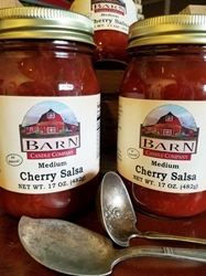 Cherry Salsa Medium