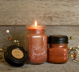 Carrot Cake Soy Blend Jar Candle 8oz