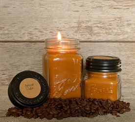 Spiced Cider Soy Blend Jar Candle 8oz