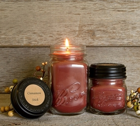 Cinnamon Stick Soy Blend Jar Candle 8oz