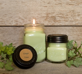 Ginger Lime Jar Candle 16oz