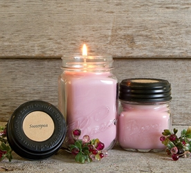Sweetpea Soy Blend Jar Candle 8oz