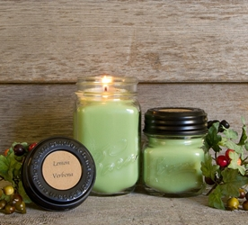 Lemon Verbena Jar Candle 8 oz