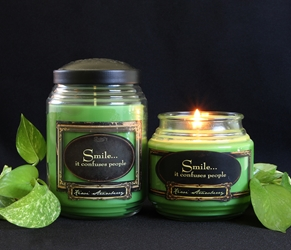 Kiwi Strawberry Reflective Light Scentiments Candle