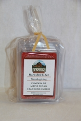 FR Thanksgiving Barn Brick Set