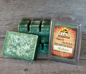 Mistletoe Wax Barn Brick