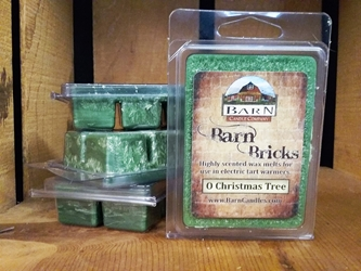 O Christmas Tree Wax  Barn Brick