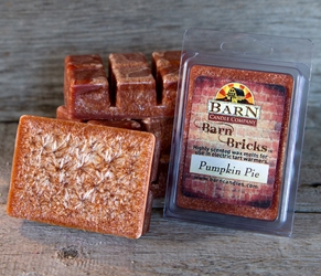 Pumpkin Pie Wax Barn Brick