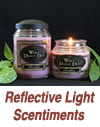 Banana Cream Pie Reflective Light Scentiments Candle