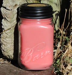 Cherry Blossoms Soy Blend Jar Candle 16 oz